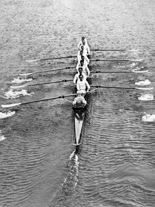 Cambridge Boat Crew 1930