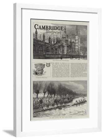 Cambridge Illustrated-Sydney Prior Hall-Framed Giclee Print
