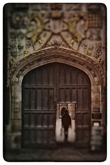 Cambridge University-Tim Kahane-Photographic Print
