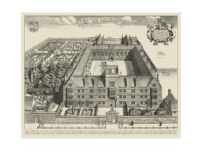 Cambridge View--Art Print