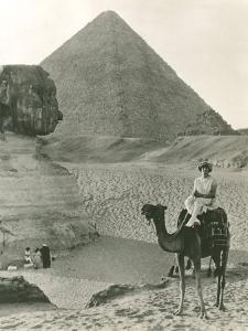 Camel Ride at the Sphinx and Pyramids