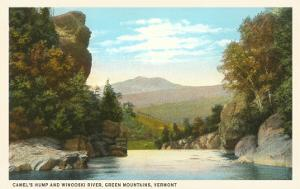 Camel's Hump, Winooski River, Vermont