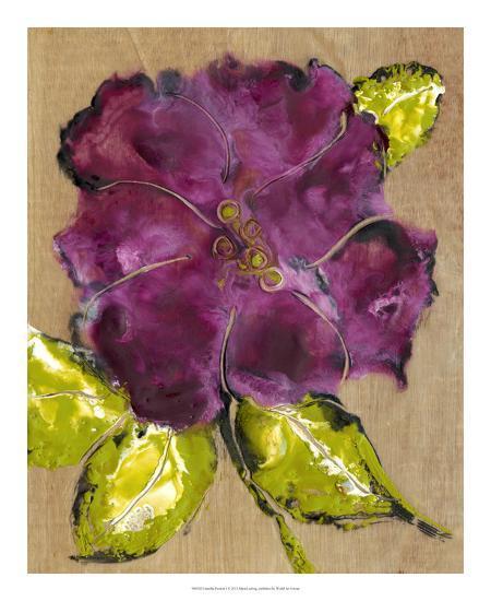 Camellia Passion I-Alicia Ludwig-Premium Giclee Print