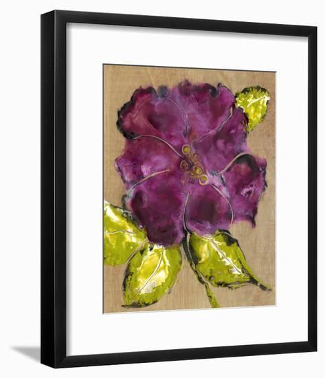 Camellia Passion I-Alicia Ludwig-Framed Premium Giclee Print