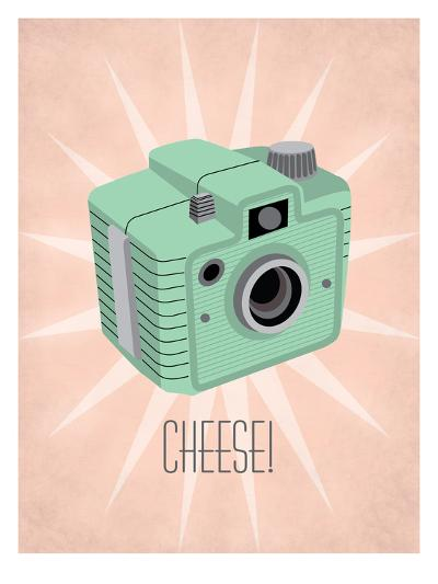 Camera 1-Jilly Jack Designs-Art Print