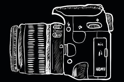 Camera 2-Trankvilizator-Art Print