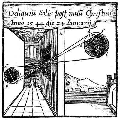 Camera Obscura, 1561--Giclee Print