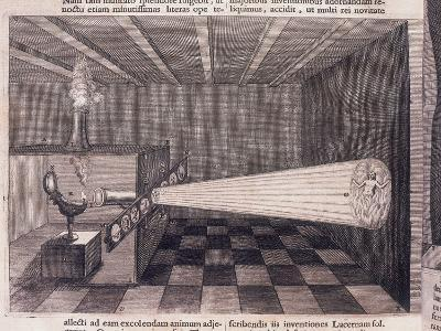 Camera Obscura, 1646--Giclee Print