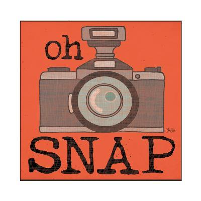 Camera - Snap-Shanni Welch-Art Print