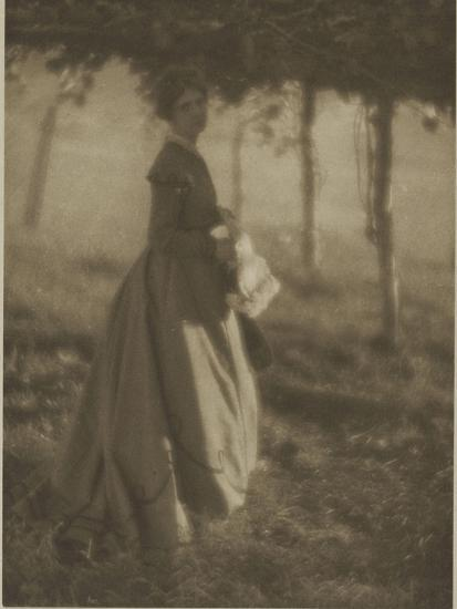 Camera Work July.1908 : the Arbor-Clarence White-Giclee Print