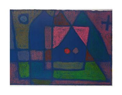 Camerett a Venezia, c.1933-Paul Klee-Art Print