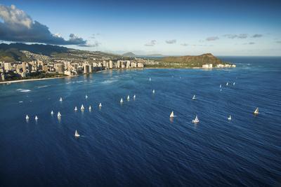 Friday Sailboat Race