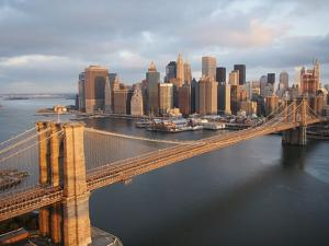 Brooklyn Bridge by Cameron Davidson