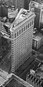 Flatiron Building, NYC by Cameron Davidson