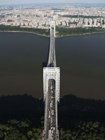 George Washington Bridge by Cameron Davidson