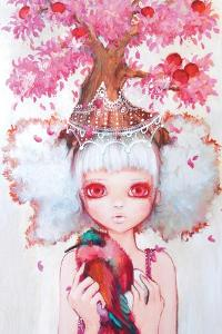 Apple Tree Queen by Camilla D'Errico