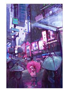 Neo New York by Camilla D'Errico