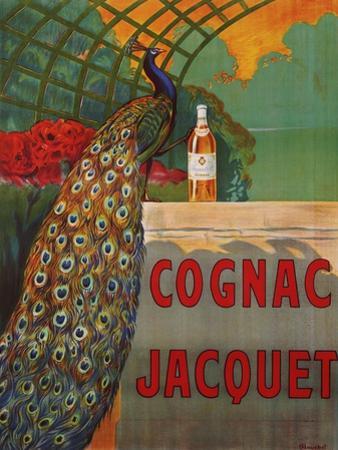 Cognac Jacquet. Circa 1930
