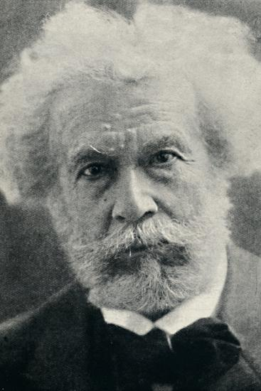 'Camille Flammarion - A Veteran Watcher of the Heavens', c1925-Unknown-Photographic Print