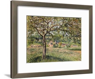 Apple Tree in Eragny, 1884