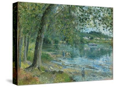 Banks of the Oise at Auvers-Sur Oise; Bords De L'Oise a Auvers-Sur-Oise, 1878