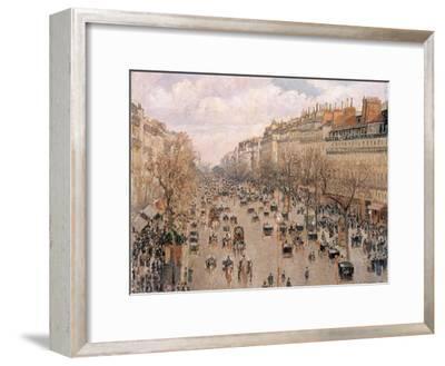 Boulevard Montmartre, Paris