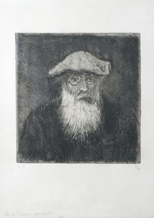 Camille Pissarro, by Himself, C. 1890 by Camille Pissarro