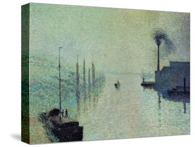 "Lacroix Island ""The Effect of Fog"" 1888"