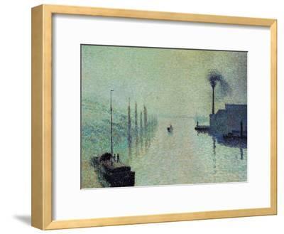 "Lacroix Island ""The Effect of Fog"" 1888"