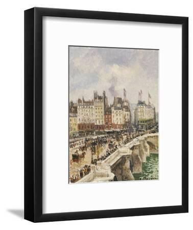 Le Pont-Neuf, 1901