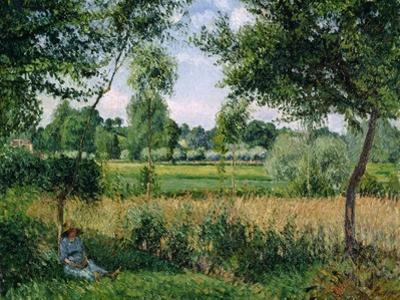 Morning Sunlight Effect, Eragny, 1899