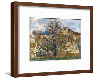 Pissarro: Garden, 1877