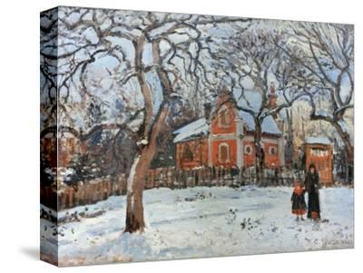 Pissarro: Trees, C1872