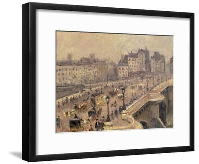 Pont Neuf - Brouillard, 1902