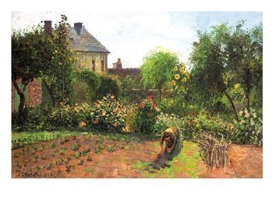 The Artist Garden at Eragny