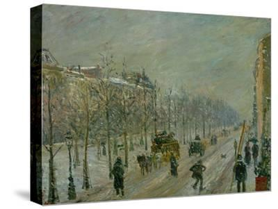 The Outer Boulevards: Snow, 1879