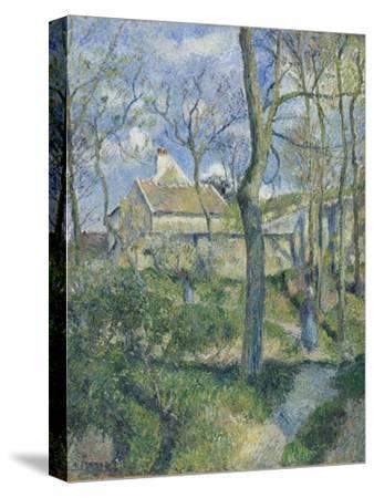 The Path to Les Pouilleux, Pontoise, 1881
