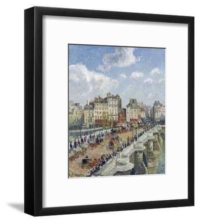 The Pont-Neuf, Paris