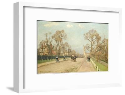 The Road to Sydenham, 1871