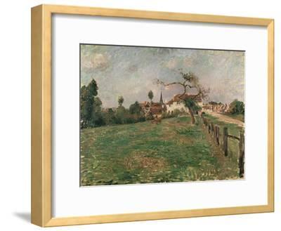 The Village of Eragny, 19th Century