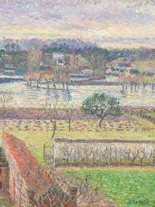 View from My Window by Camille Pissarro
