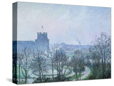 White Frost, Jardin des Tuileries, 1900