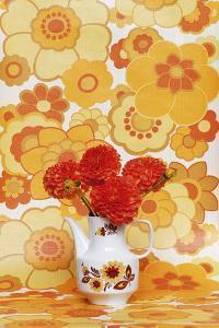 Boho Flowers II by Camille Soulayrol