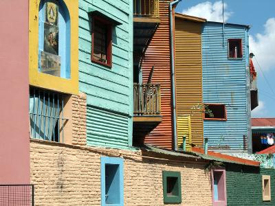 Caminito (Little Street), La Boca, Buenos Aires, Argentina, South America-Ethel Davies-Photographic Print