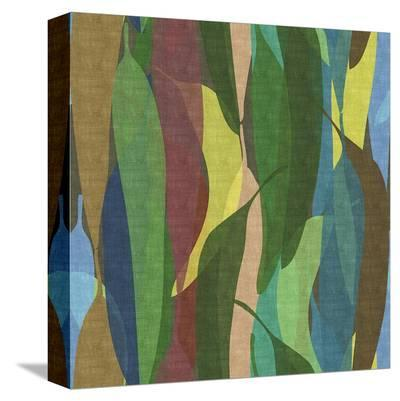 Camouflage-Mali Nave-Stretched Canvas Print