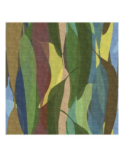 Camouflage-Mali Nave-Art Print