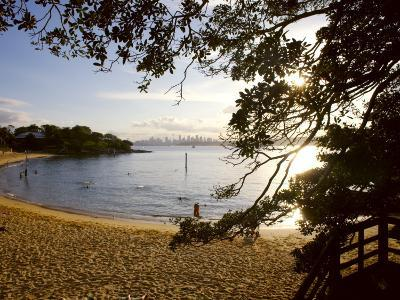 Camp Cove-Oliver Strewe-Photographic Print