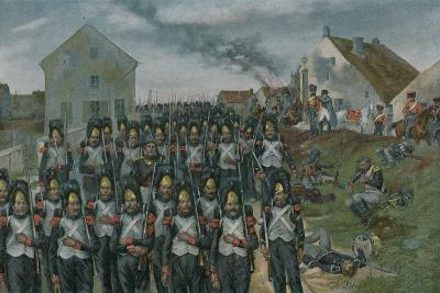 Campaign of France--Giclee Print