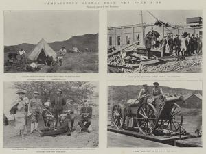 Campaigning Scenes from the Boer Side
