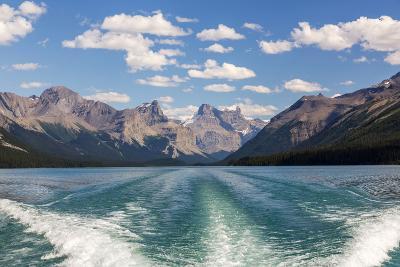 Canada, Alberta, Jasper National Park, Maligne Lake-Jamie & Judy Wild-Photographic Print